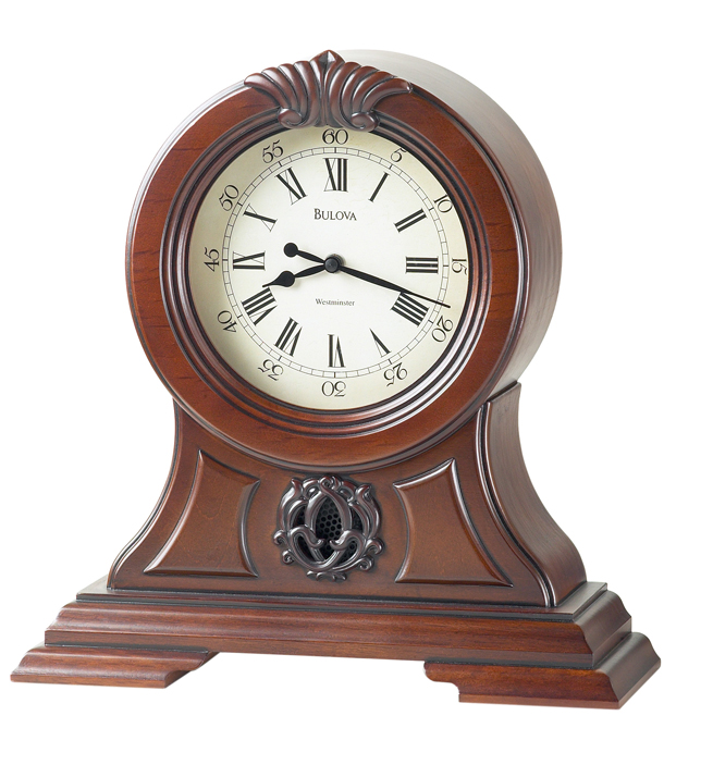 Marlborough Bulova Clock