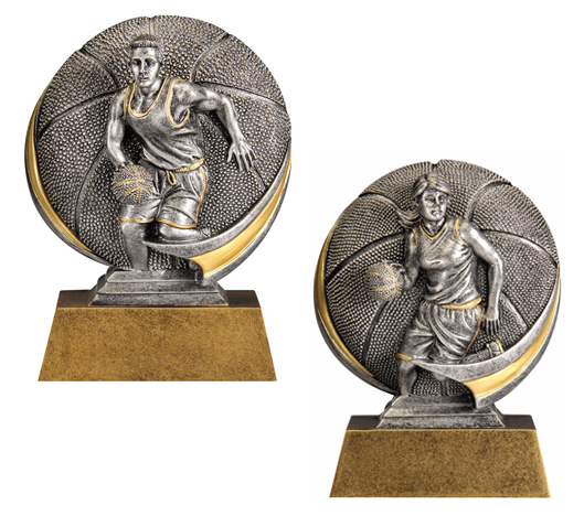 Basketball Motion Xtreme Resin