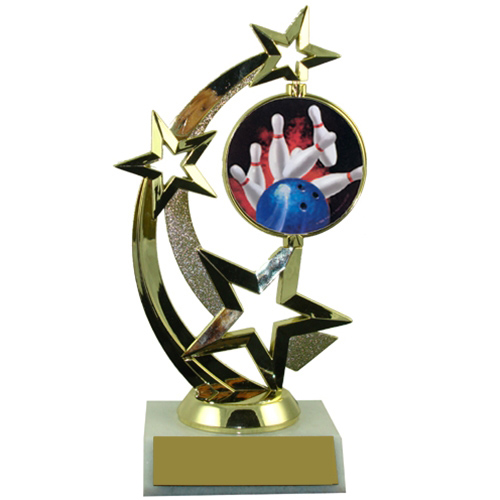 Bowling Spinner Trophy