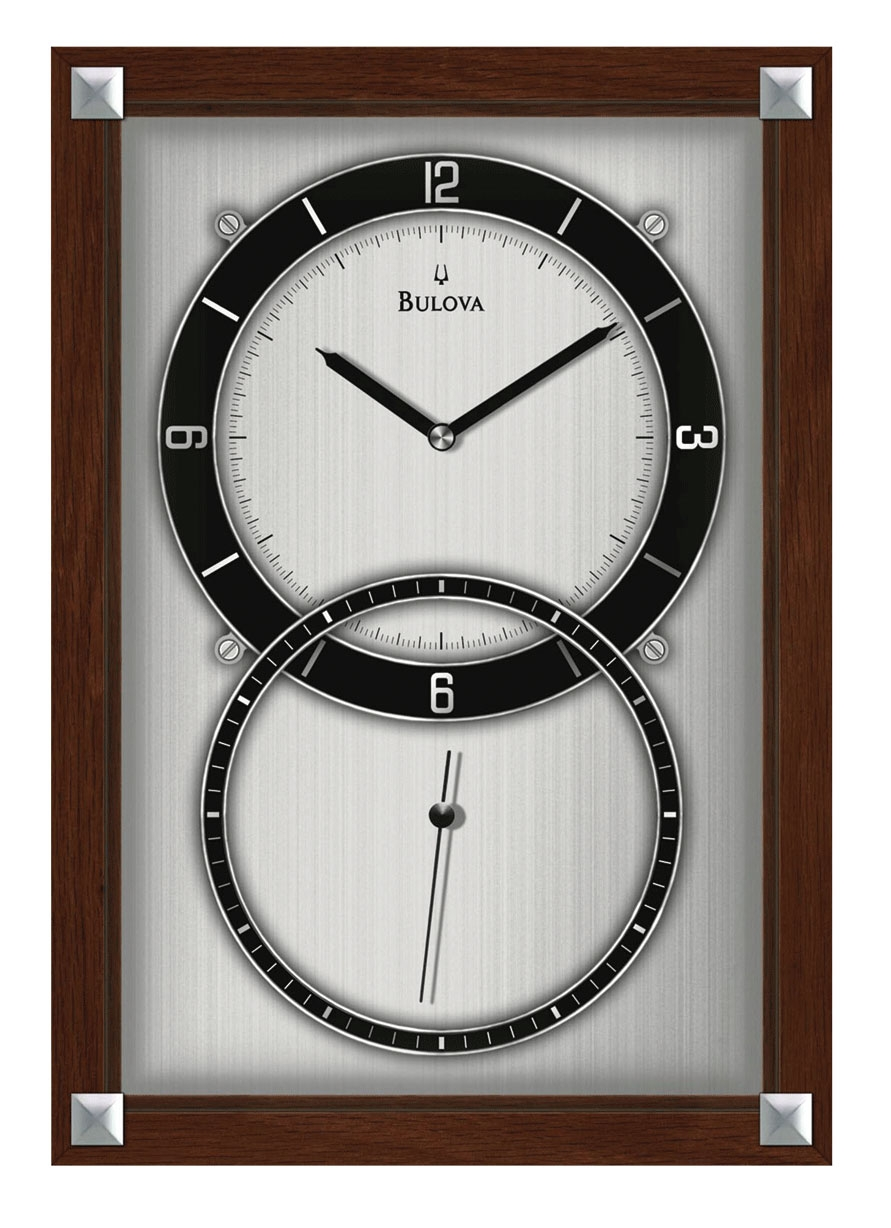 Enterprise Bulova Clock