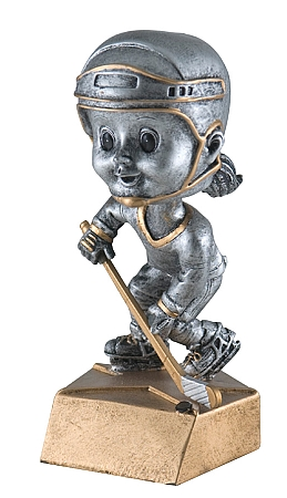 Hockey Female Bobble Heads