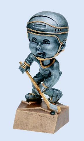 Hockey Male Bobble Heads