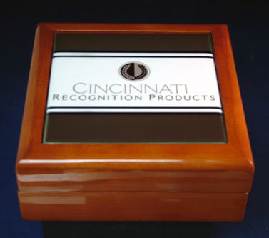 Sublimated Gift Box