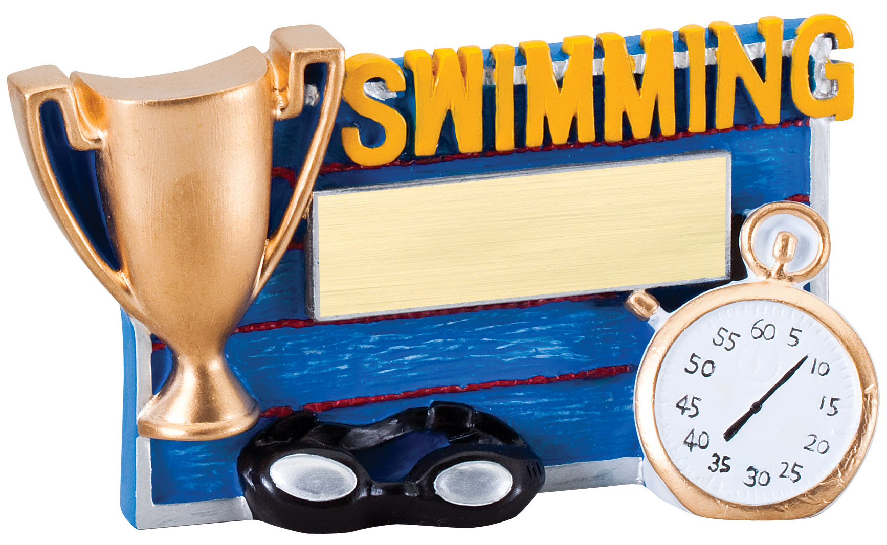 Swimming Winners Cup Resin