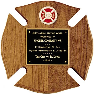 Fireman Shield Award