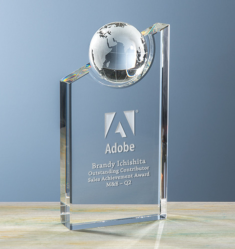 World Globe Pinnacle Award